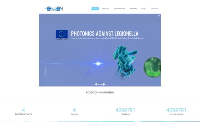 PMI e sanità: da un progetto europeo Horizon 2020 di ricerca e innovazione le soluzioni per individuare il batterio della legionella