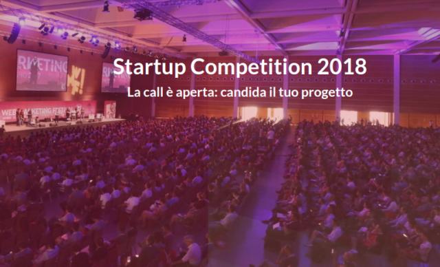 Tra innovazione e imprenditoria, il Web Marketing Festival apre la call per la 5^ edizione della Startup Competition