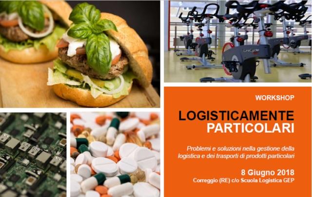 Quali sono le soluzioni logistiche e di trasporto per i prodotti particolari?