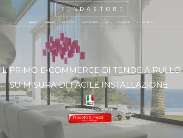 Tendastore.it: come il web può trasformare un artigiano in una azienda internazionale