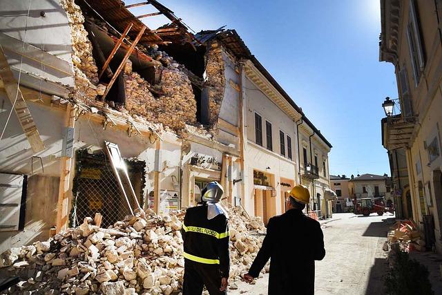 Restart centro Italia, incentivi per le imprese nei territori colpiti dal sisma