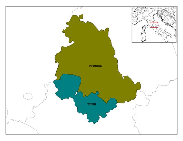 Umbria: al via le domande per i benefici nell'Area di crisi complessa Terni-Narni