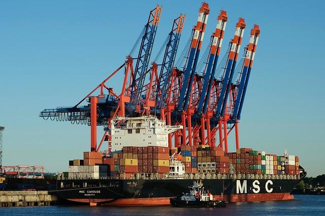 Commercio estero extra Ue: dati positivi per giugno