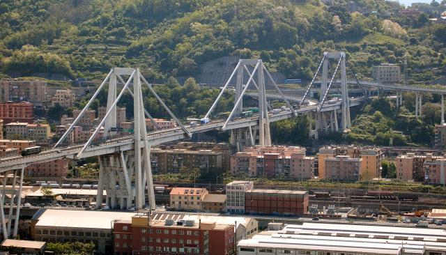 Crollo ponte: Unimpresa, in Italia mezzo milione di immobili in dissesto