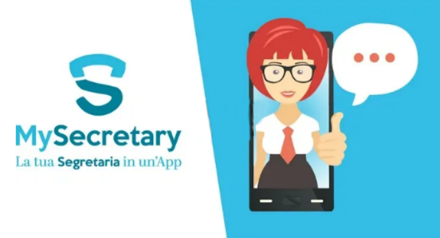 MySecretary: la tua segretaria personale in un'app!