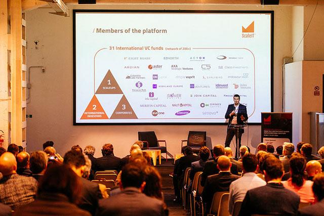 ScaleIT, incontro tra imprese e investitori internazionali