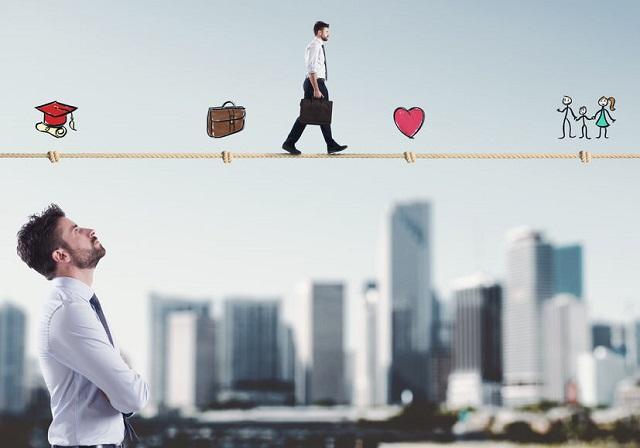 Carriera o vita privata? Entrambe: il benessere personale aumenta la motivazione al lavoro