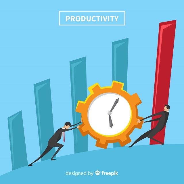 Tra il 1995 e il 2017 la produttività del lavoro del nostro Paese è stata decisamente inferiore alla media Ue