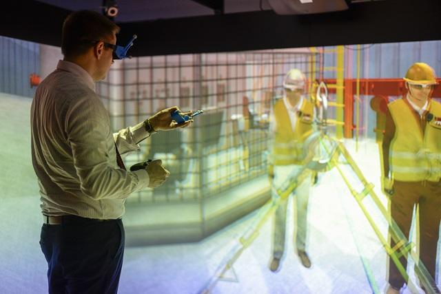 Industria 4.0. Inaugurato a Casalecchio di Reno il nuovo Centro digitale interattivo di Eon Reality, nuovo quartier generale europeo dell'azienda Usa leader mondiale nella realtà aumentata e virtuale