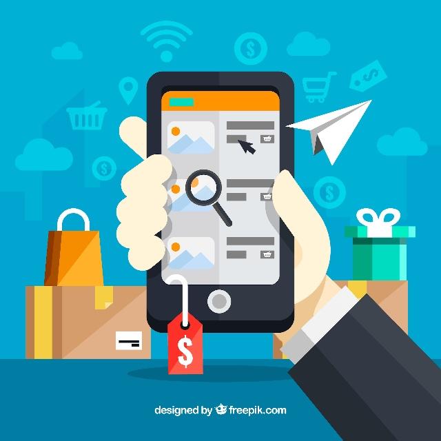 Come gli smartphone hanno profondamente cambiato i modelli di acquisto e degli e-commerce
