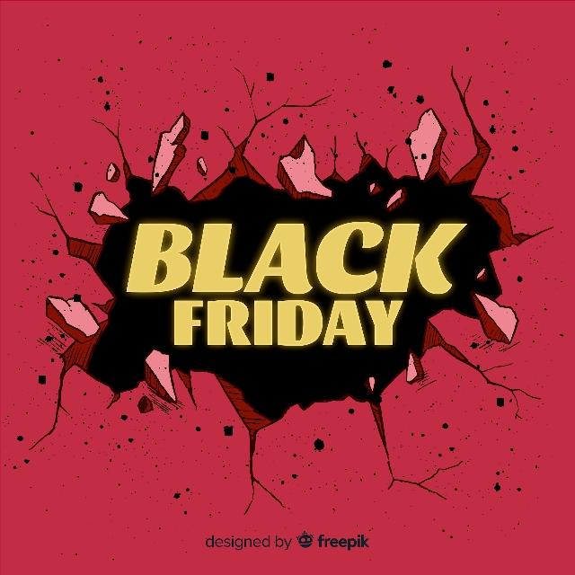 Un consumatore su tre ha acquistato durante il Black Friday