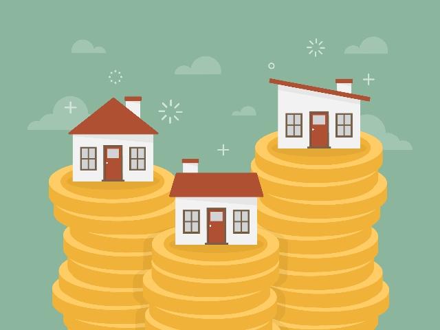 In calo i prezzi delle abitazioni