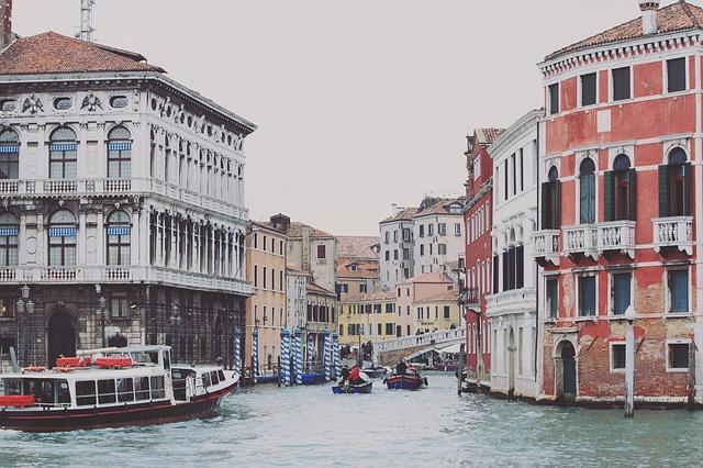 Venezia, online 5 gare per il recupero del patrimonio culturale