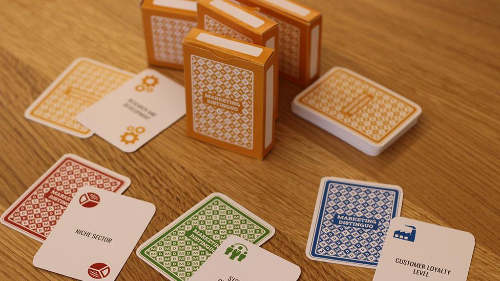 Su Kickstarter il primo mazzo di carte dedicato al Marketing!