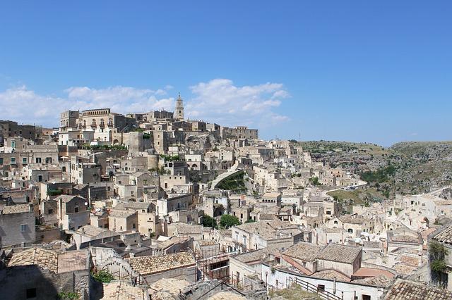Sondaggio Confturismo-Istituto Piepoli: Matera protagonista della primavera turistica