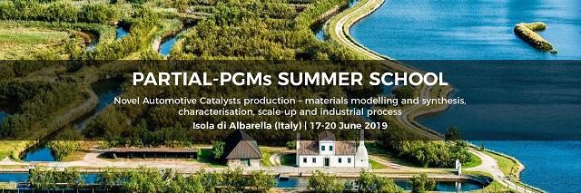 PARTIAL-PGMS Summer School