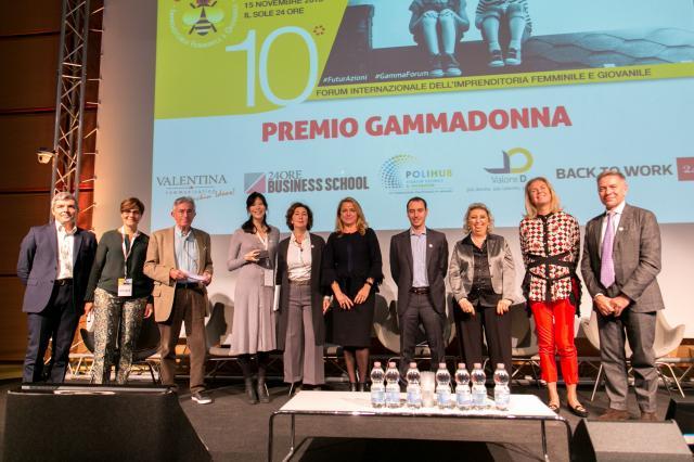 Riparte il Premio GammaDonna per l'imprenditoria innovativa