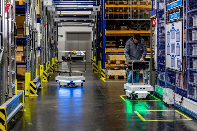 L'innovazione robotica per le PMI e i lavoratori ai tempi di Industria 4.0