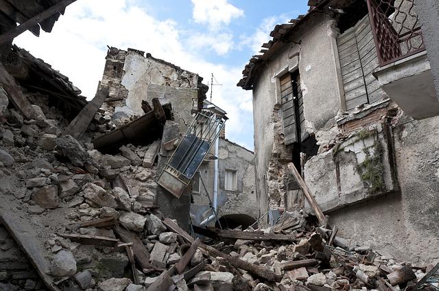 Terremoti, quanto costano realmente?
