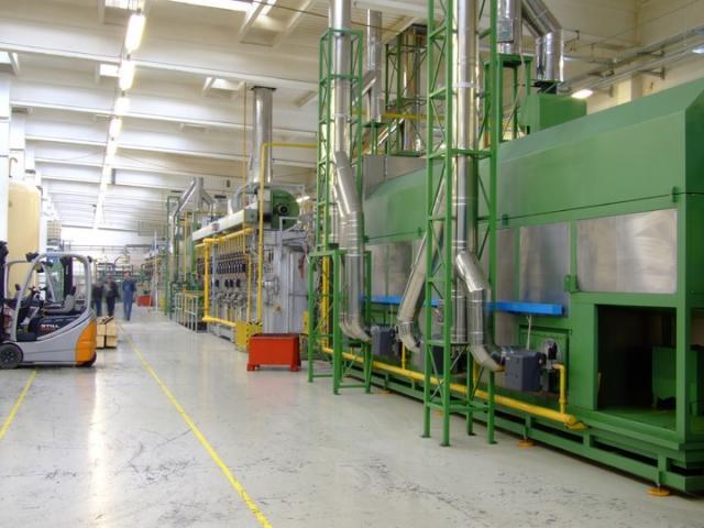 Istat: a maggio torna a crescere la produzione industriale