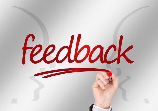 Le aziende fanno buon uso dei feedback dei clienti?
