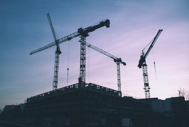IHS MARKIT PMI: ad agosto si accentua il declino dell'attività edile in Italia