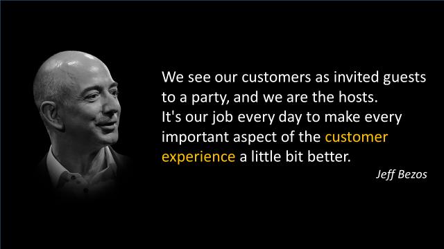 La customer experience, oltre lo scambio di prodotti e servizi