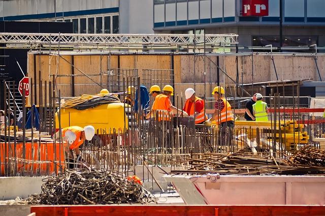 Costruzioni, nel 2018 infortuni in calo ma aumentano i casi mortali