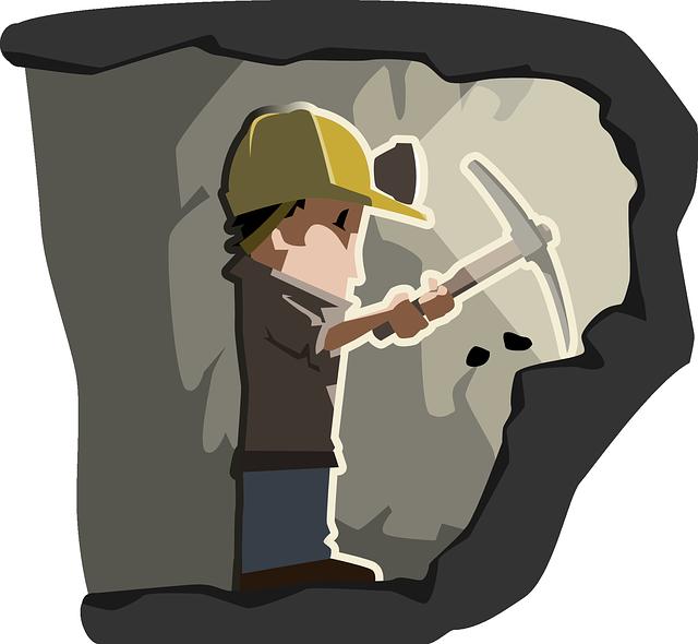 Istat: in calo le estrazioni di minerali da cave, aumentano i prelievi di acque minerali
