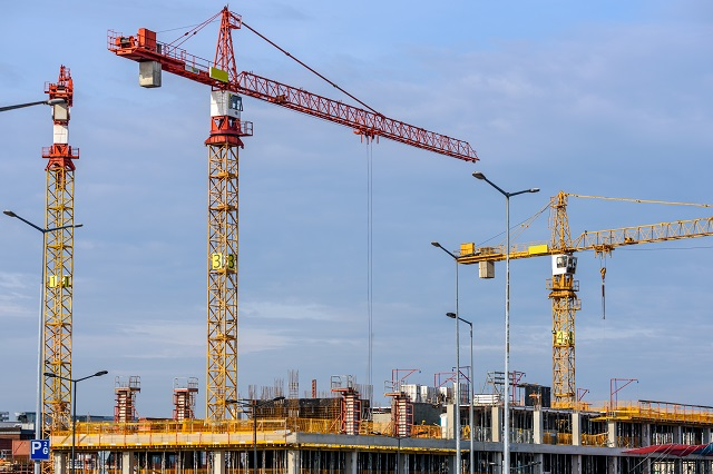 Istat: produzione nelle costruzioni in moderata crescita
