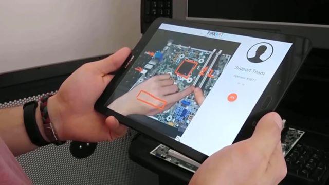 Tecnologie utili ai tempi del Coronavirus: l'assistenza si fa in remoto grazie alla tecnologia Made in Modena che sfrutta la realtà aumentata