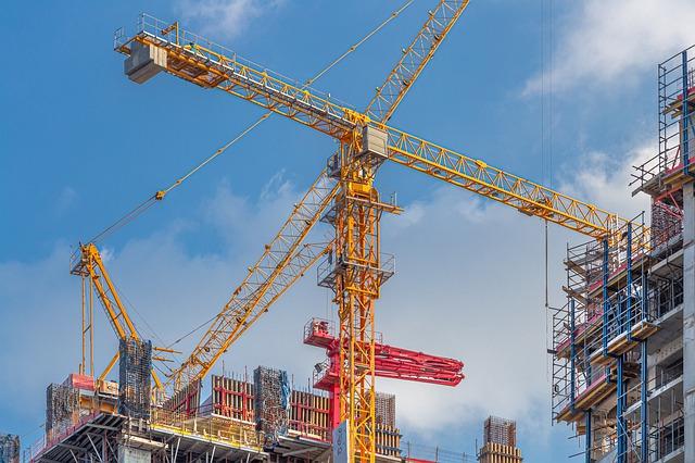 Produzione nelle costruzioni: forte crescita a gennaio