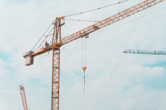 IHS MARKIT PMI: prima crescita in quattro mesi dell'attività edile