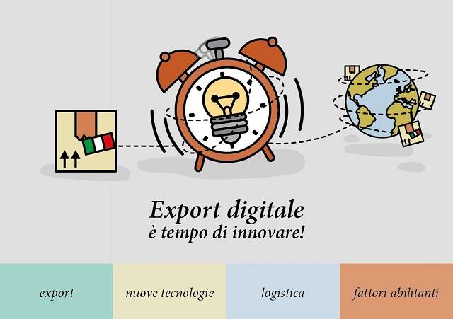 L'export digitale italiano di beni di consumo vale 11,8 miliardi di euro nel 2019, +15%