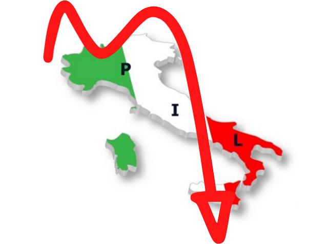 Industria, Prometeia stima una caduta di quasi il 30% per marzo e aprile