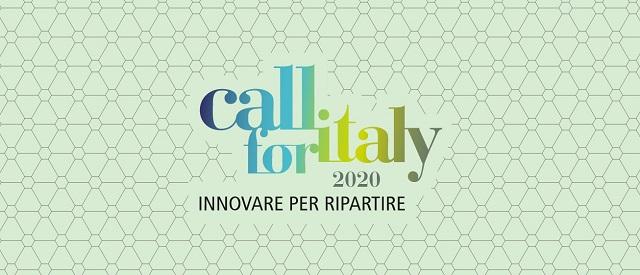 Call for Italy per Covid-19: disposti fino a 20 mila euro a supporto di PMI, startup e imprese del terzo settore