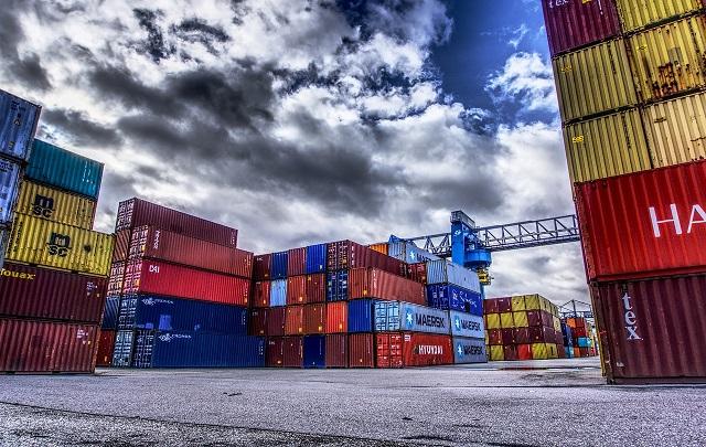 A marzo 2020 caduta dell'export verso i paesi extra Ue27