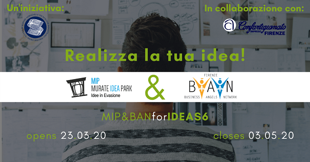 Murate Idea Park, call per startup innovative