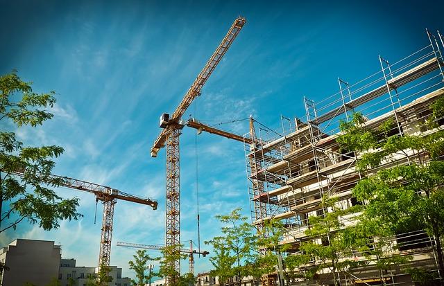 A marzo flessione senza precedenti della produzione nelle costruzioni