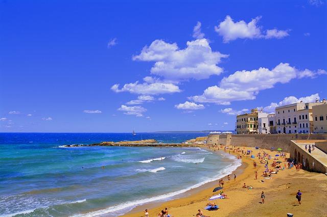 Puglia, contributi per supportare idee innovative nel turismo