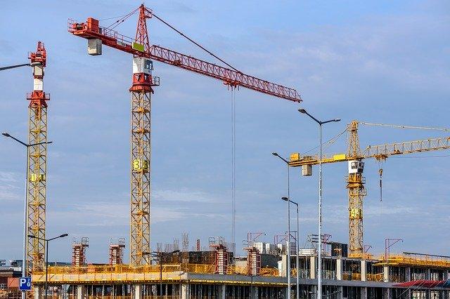 IHS MARKIT PMI: le restrizioni per il Covid-19 hanno causato un crollo dell'attività edile senza precedenti