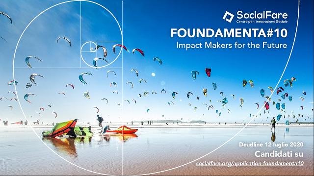 Foundamenta #10: disposti fino a 100mila € per startup a impatto sociale, come accedere alla call di SocialFare