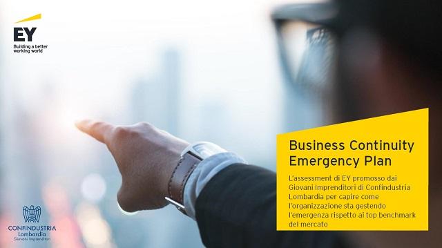 EY e i Giovani Imprenditori di Confindustria Lombardia offrono uno strumento di autovalutazione e miglioramento a supporto delle imprese per affrontare il mondo post Covid-19