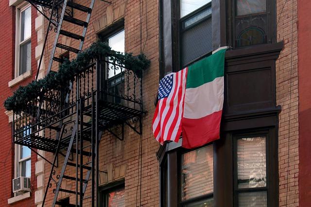 Export Italia/Usa: in caso di -8 % del PIL statunitense sono a rischio 7.8 miliardi di euro di esportazioni