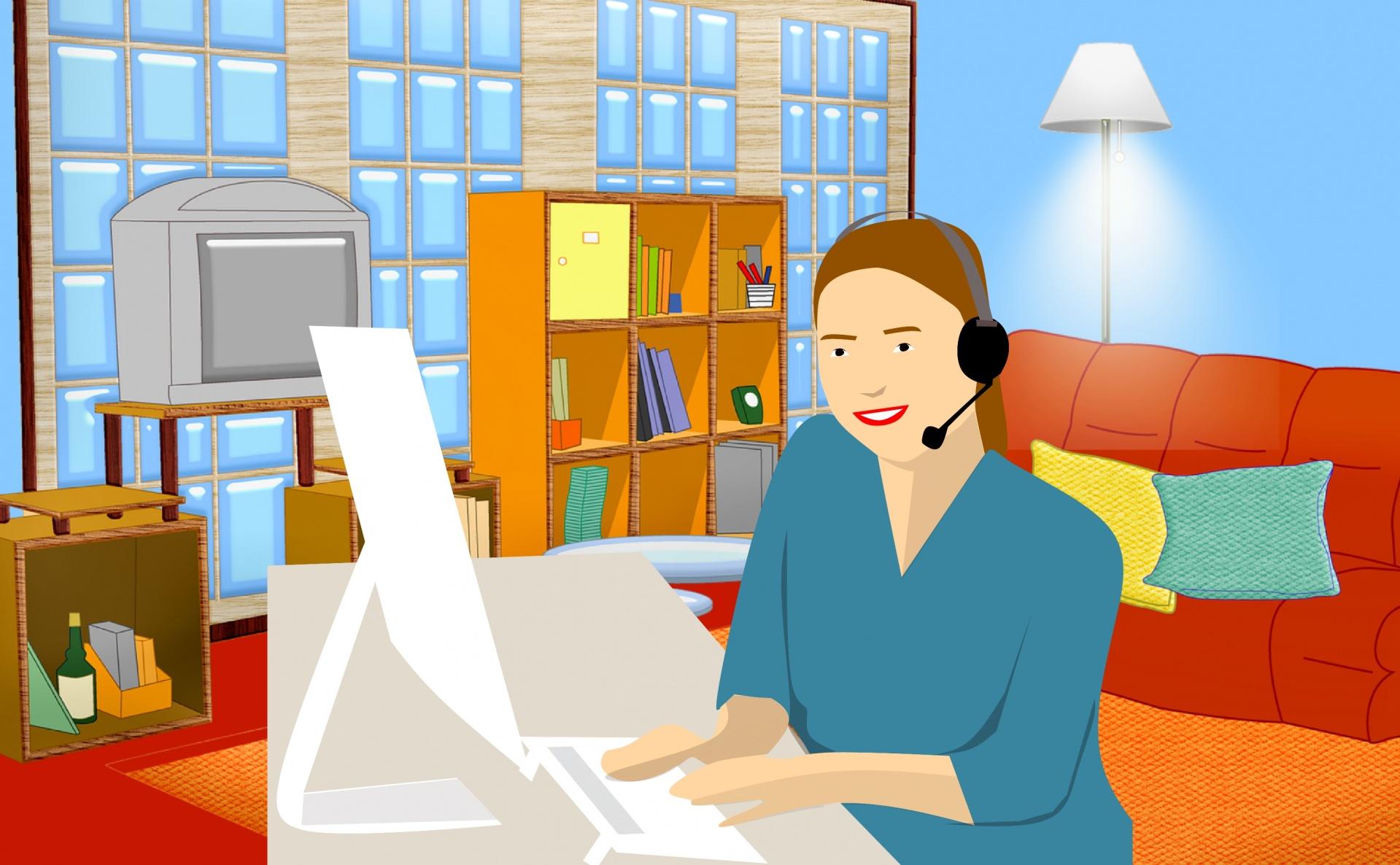 Lavoro agile in emergenza tra smart working e telelavoro