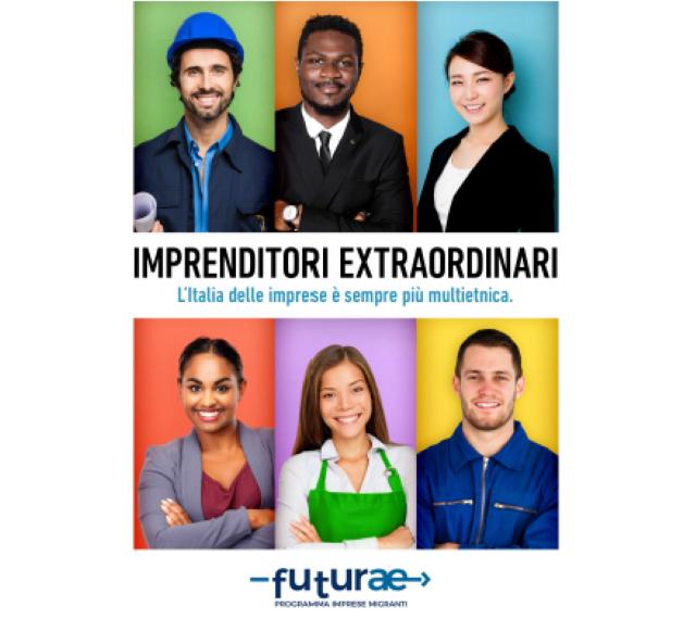 Al via Futurae, per promuovere e conoscere le imprese migranti