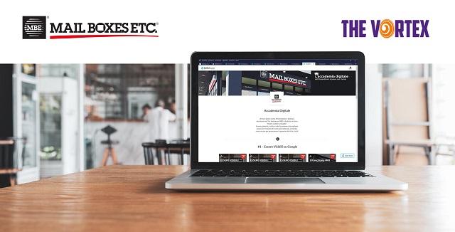 Mail Boxes Etc. e The Vortex insieme per la formazione a distanza di chi vuole fare impresa