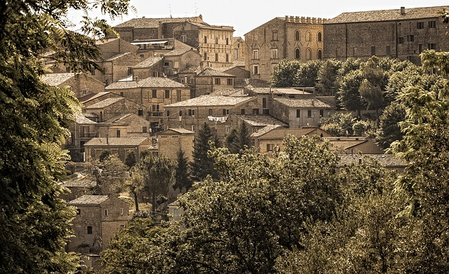 Borghi, il plus del turismo in Italia a Ferragosto