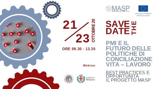 Il webinar di A.P.I. sul progetto MASP e il futuro delle politiche di conciliazione vita-lavoro
