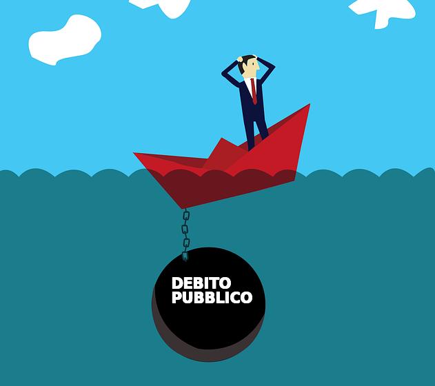 Conti pubblici: Unimpresa, debito su di 20 miliardi al mese nel 2020
